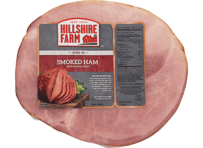 Bone-In Smoked Ham with Natural Juices