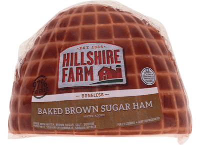 Boneless Baked Brown Sugar Ham
