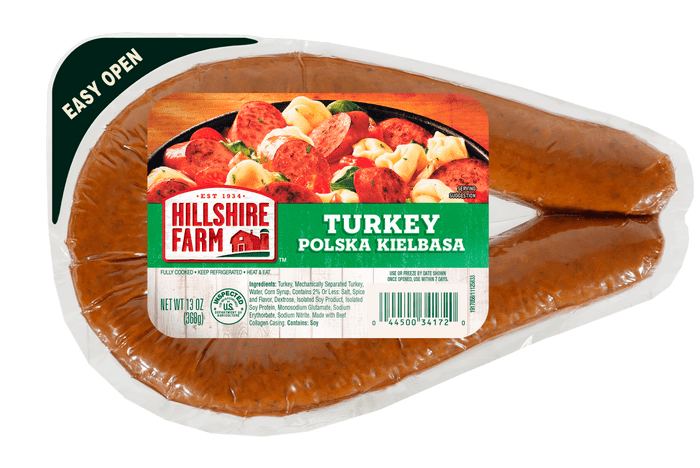 Turkey Polska Kielbasa | Hillshire Farm