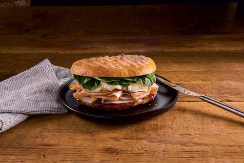 Fig and Brie Turkey Sandwich with Hillshire Farm All Natural® Turkey