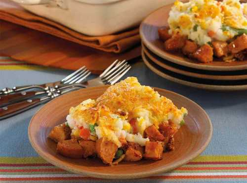 Southwestern Shepherds Pie