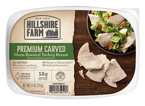 Premium Carved Oven Roasted Turkey Breast