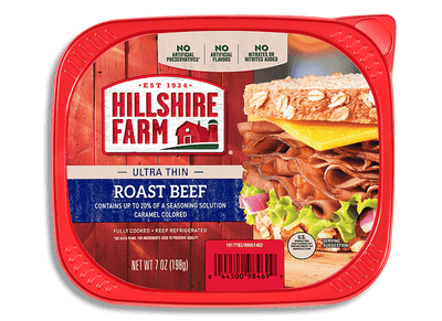 Ultra Thin Sliced Roast Beef