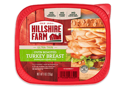 Ultra Thin Sliced Oven Roasted Turkey Breast