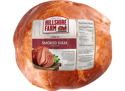 Fully Cooked Bone-In Smoked Ham