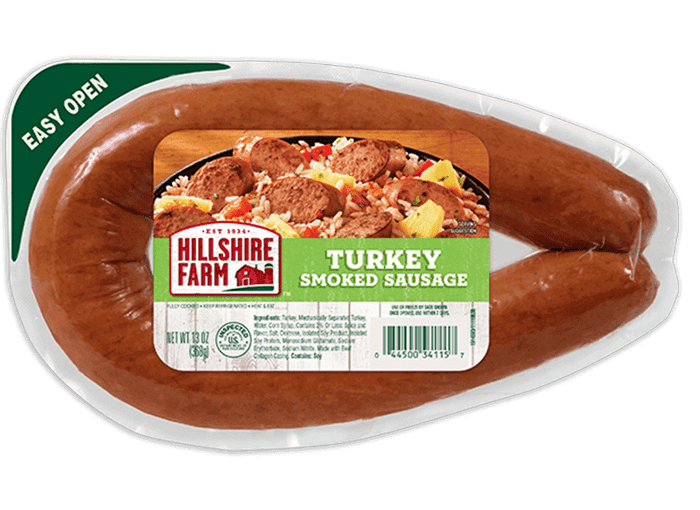 Turkey Smoked Sausage